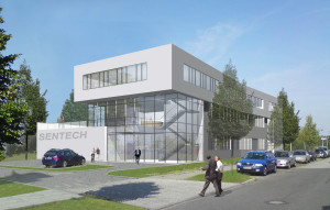 New Sentech Office