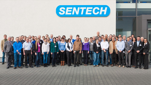 Group Picture Plasma Process Technology Seminar